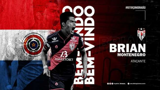 Jogador estava no Independiente del Valle (Divulgação/Atlético-GO)