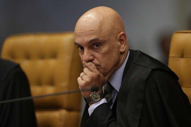 Alexandre de Moraes, do STF