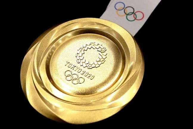 Medalhistas brasileiros recebem premiação em dinheiro do COB por medalhas conquistadas (Divulgação/COI)