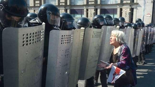 Belarus é um estado extremamente autoritário