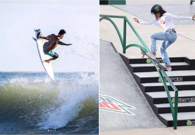 Após o ouro de Ítalo Ferreira (surfe) e Rayssa Leal (skate) aumentou o interesse por esportes radicais