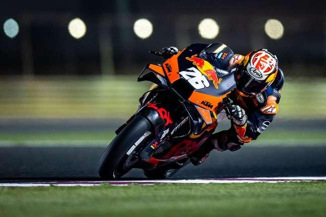 Dani Pedrosa vai voltar ao grid da MotoGP como wildcard da KTM no GP da Estíria