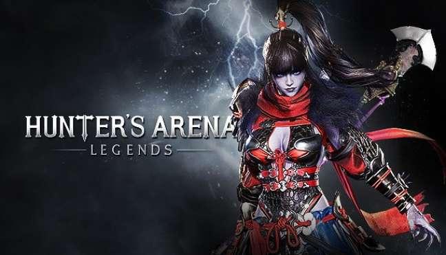 Hunter's Arena: Legends coloca 60 jogadores e batalhas ferozes