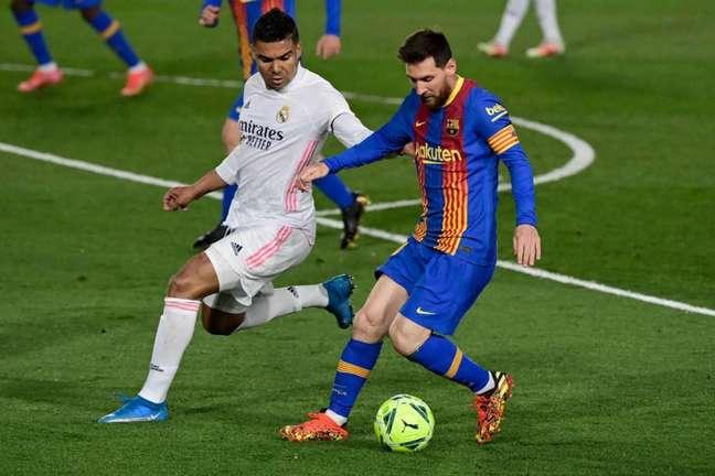 Messi está próximo de assinar acordo com o Barcelona (Foto: JAVIER SORIANO / AFP)
