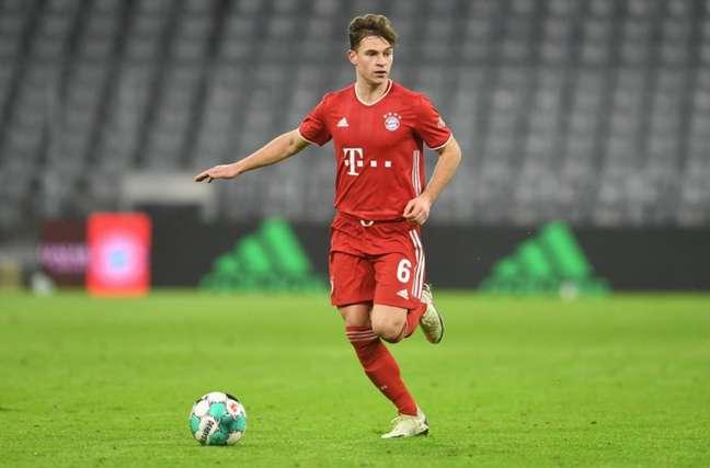 Kimmich é peça essencial no Bayern de Munique (Foto: ANDREAS GEBERT / POOL / AFP)