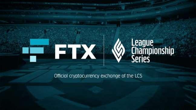 Corretora de criptomoedas FTX fecha parceria com Riot Games