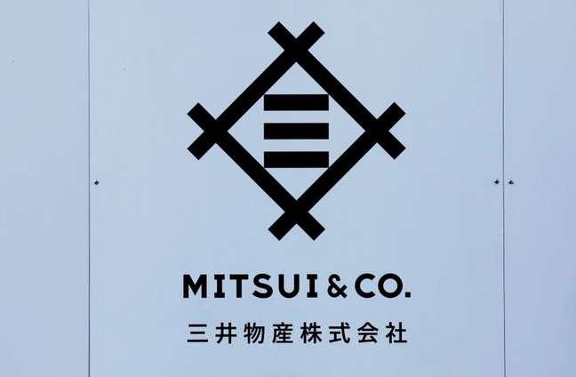Logo da japonesa Mitsui & Co. em Tóquio 10/01/2018 REUTERS/Toru Hanai/Foto do arquivo   8.  REUTERS/Toru Hanai/File Photo