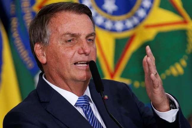 Presidente Jair Bolsonaro. (Reuters/Adriano Machado)