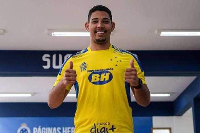 Zé Eduardo vira reforço da Raposa para o restante da Série B com o seu retorno-(Gustavo Aleixo/Cruzeiro)