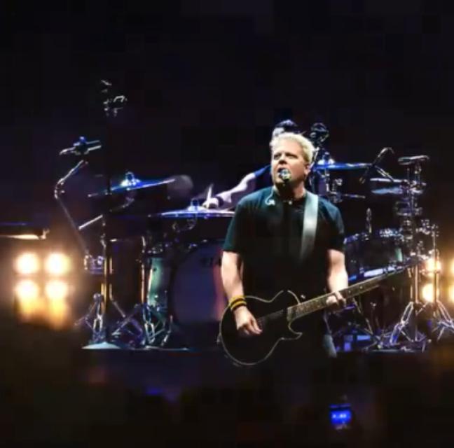 Pete Parada era baterista da banda 'The Offspring' desde 2007