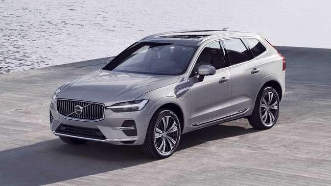 Volvo XC60: liderança.