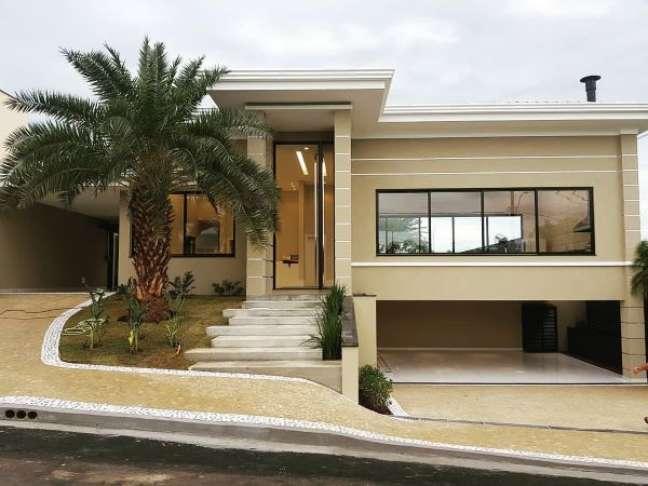 58. Casa com garagem coberta – Foto Inove ArqDecore