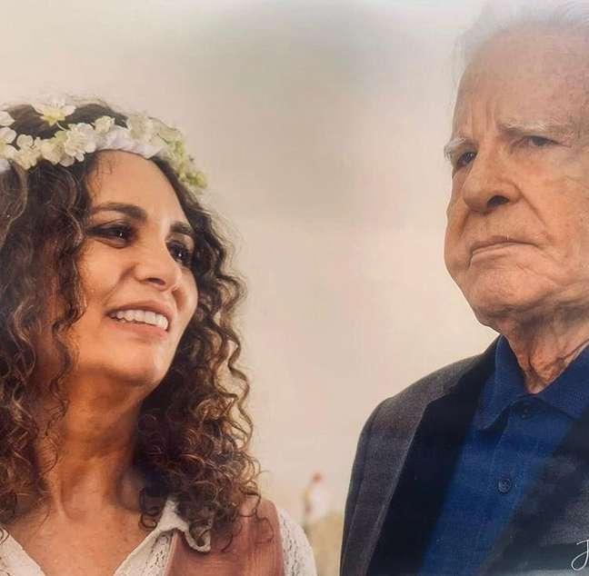 Cid e Fátima são casados desde 2000.