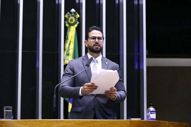 Deputado Gil Cutrim, relator do projeto