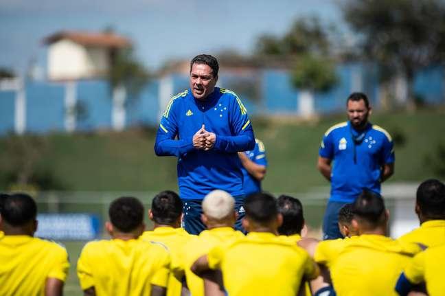 Luxemburgo vai comandar o Cruzeiro pela terceira vez na carreira