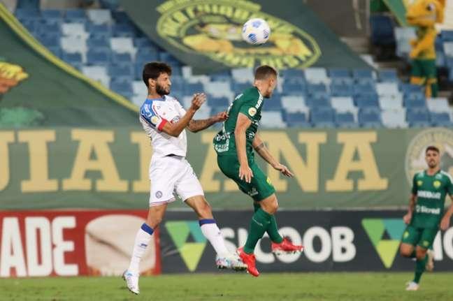 Bahia não venceu nos últimos cinco jogos (Foto: AssCom Dourado)