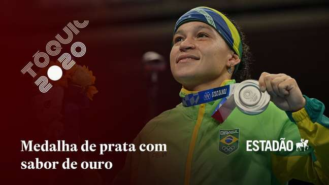 Bia Ferreira conquista feito inédito e é prata no boxe