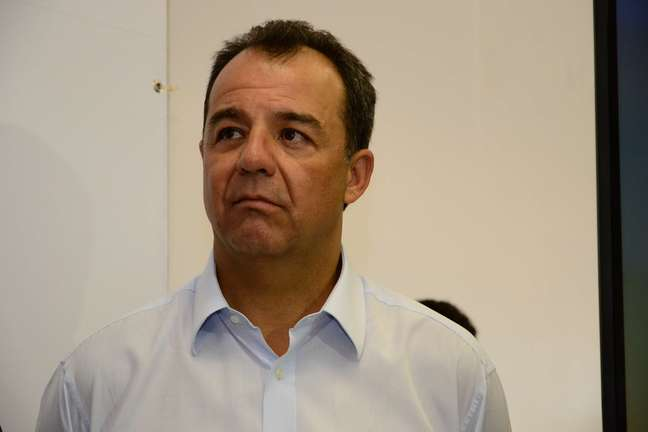 Ex-governador do Rio de Janeiro Sérgio Cabral