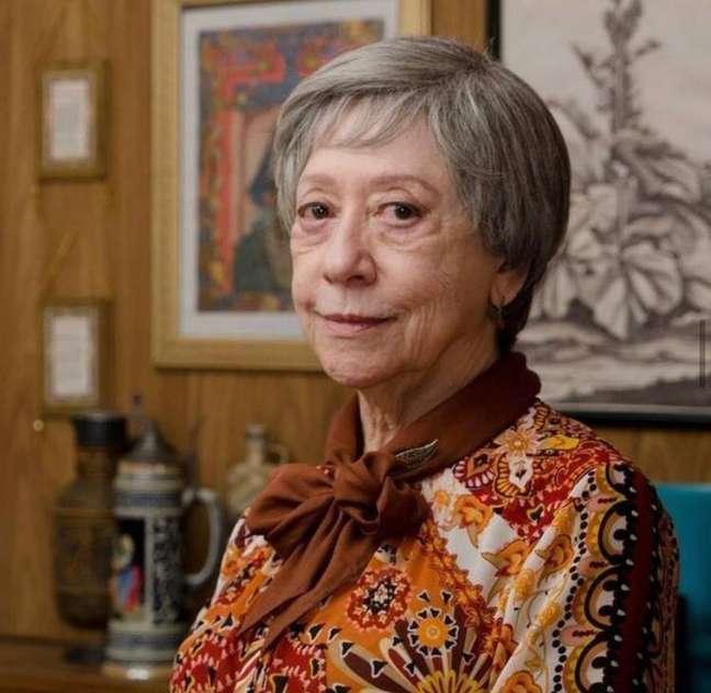 Dona Picucha, uma mãe amorosa, rendeu o prêmio à atriz.