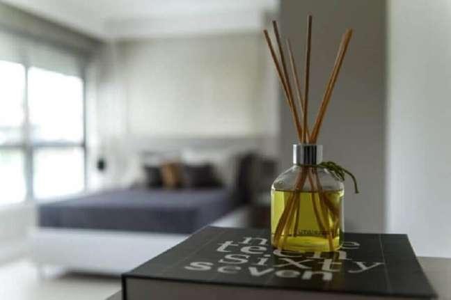 4. Decoração de casa com aromatizante caseiro – Foto: Pinterest