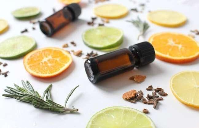 3. Aprenda a fazer aromatizante de ambiente caseiro com essências cítricas – Foto: Pixabay