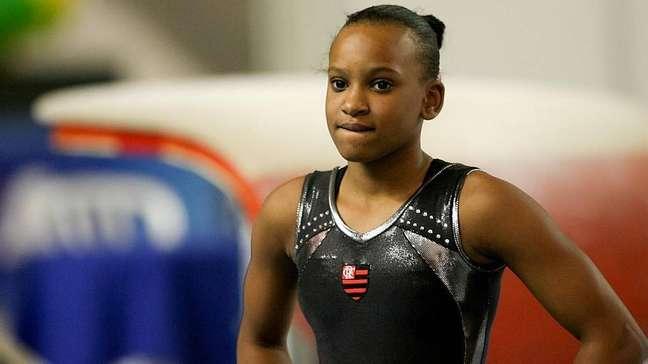 No início da carreira, Rebeca faturou um bronze no mundial