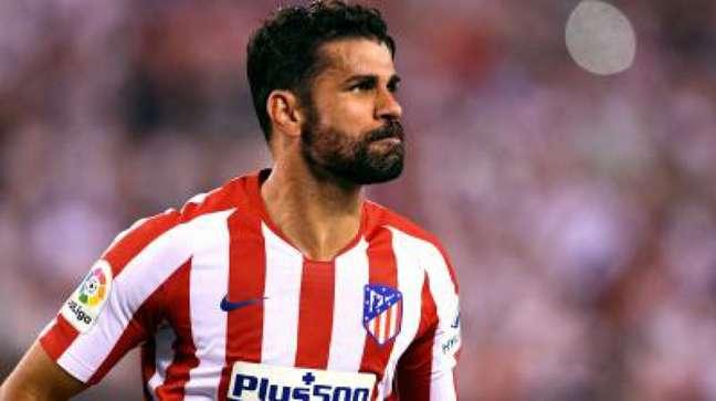 O contrato de Diego com o Galo vai até o fim de 2022, inicialmente-(AFP)