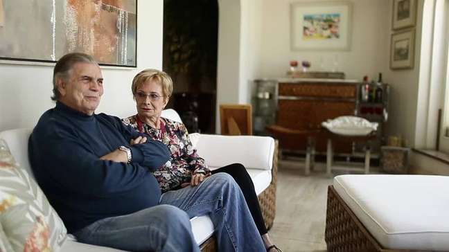 Junto desde 1962, o casal contracenou diversas vezes e sempre foi o xodó dos telespectadores brasileiros. Eles se aproximaram quando trabalharam juntos emUma Pires Camargo, em 1961.