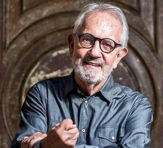 O ator, de 84 anos, morreu por complicações de pneumonia