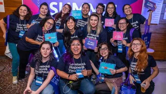2ª edição do PrograMaria Summit, em 2019 — evento é destaque anual no calendário da startup