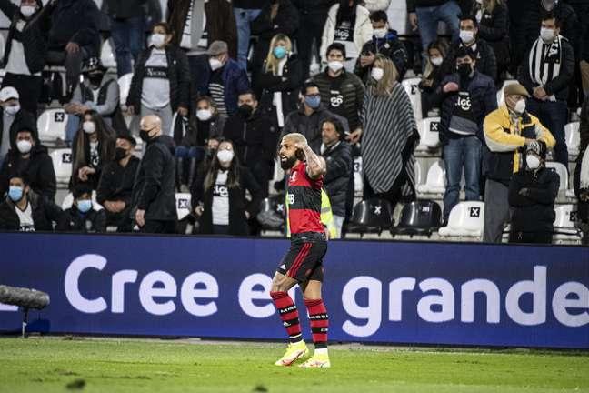 Gabigol, do Flamengo, foi convocado para defender a Seleção nas Eliminatórias