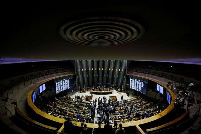 Plenário da Câmara dos Deputados 01/02/2021 REUTERS/Adriano Machado