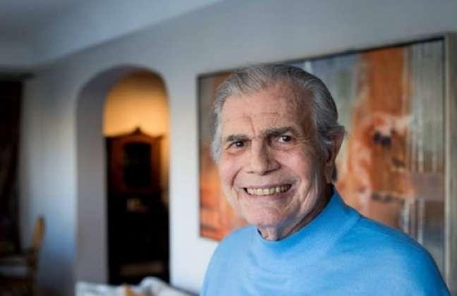 Ator, Tarcísio Meira, 85 anos, não resistiu ao Covid-19 e morreu nesta quinta-feira (12)