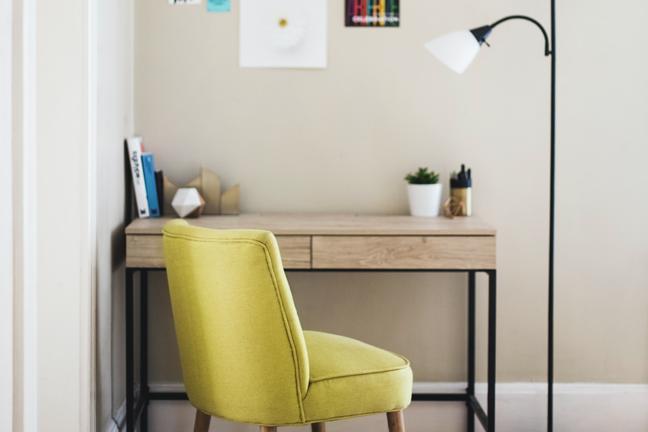 Como melhorar a energia do home office