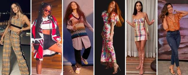 Horoscopo fashion (Fotos: Reprodução/Instagram)