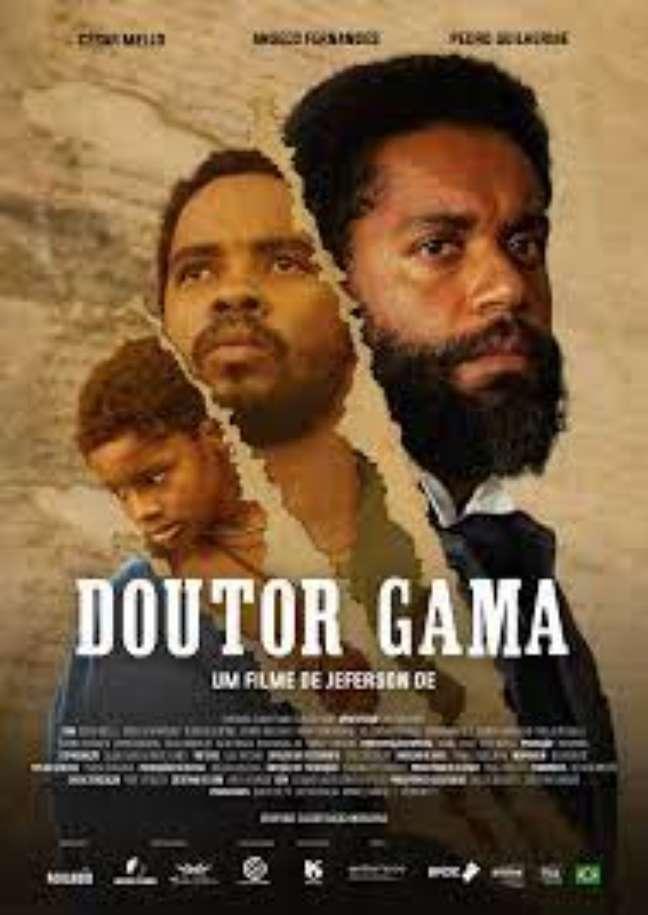 'Doutor Gama' é o novo filme do cineasta Jeferson De