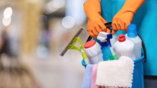 Saiba como limpar a sua casa corretamente