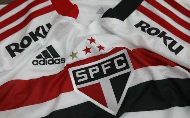 São Paulo fechou acordo com a Roku (Foto: Rubens Chiri/São Paulo FC)