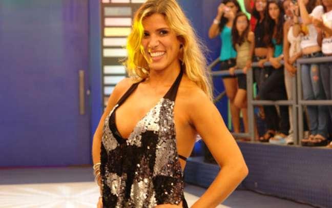 Após enfrentar 'Max', Milena foi eliminada com 63% dos votos. Reprodução: Rede Globo