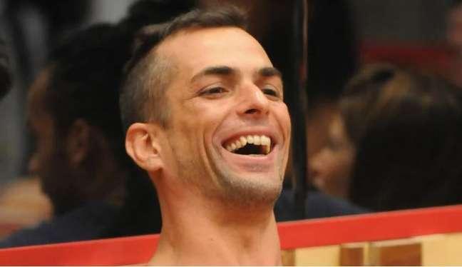 Após retornar à casa 6 anos após a sua participação, o gaúcho se consagrou como campeão. Reprodução: Rede Globo