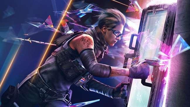 Osa, a nova operadora de Rainbow Six Siege da operação Crystal Guard