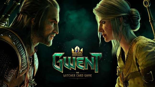 Monte suas estratégias no jogo de cartas do universo de The Witcher.