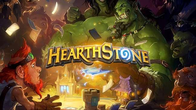 Hearthstone é uma opção essencial para quem busca divertidos duelos de cartas.