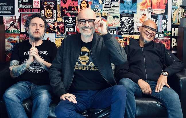 Gastão Moreira, Fabio Massari e Clemente Tadeu