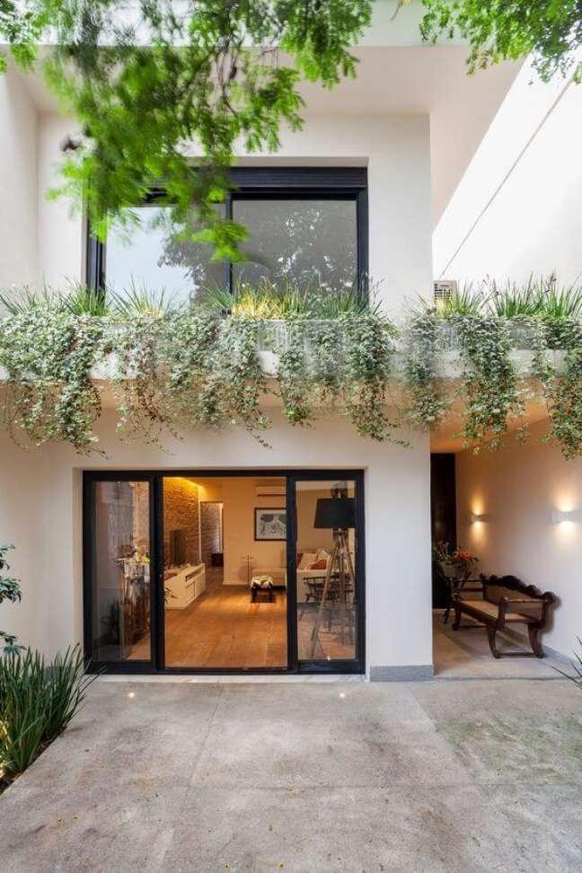 24. Cores para fachada de casas – Foto Pinterest