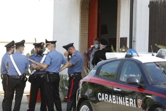 Brasileiro foi preso pela polícia de Reggio Emilia
