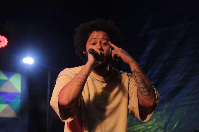 Emicida é um dos principais nomes do hip hop no país