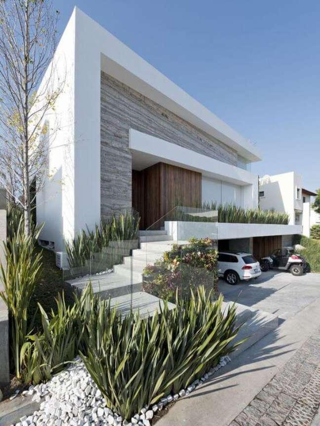 64. Cores para fachadas de casas e revestimentos de pedras – Foto amazon