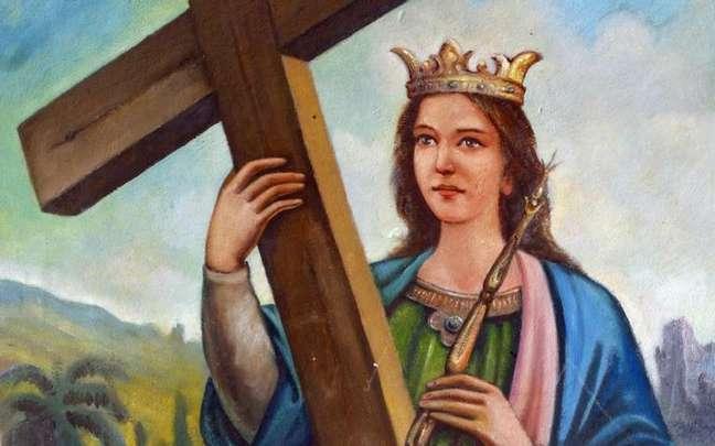 O Dia de Santa Helena é celebrado em 18 de agosto -