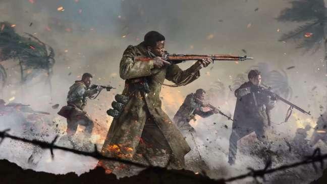 Call of Duty: Vanguard chega em 5 de novembro para PCs e consoles